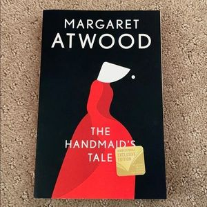 The Handmaid's Tale Paperback book